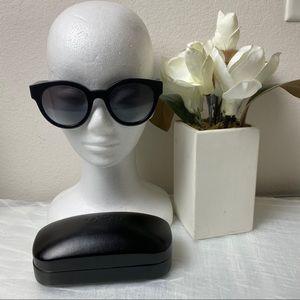 Coach Blue Gradient Sunglasses
